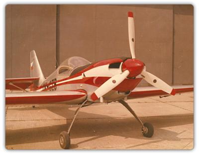Aerobatic ZLIN Z-50