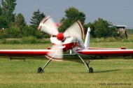 "The overhaul of legendary aerobatics ""Z 50 LS"" for Romanian Aero Club in ZLIN AIRCRAFT a.s."