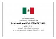 ZLIN AIRCRAFT at FAMEX 2019