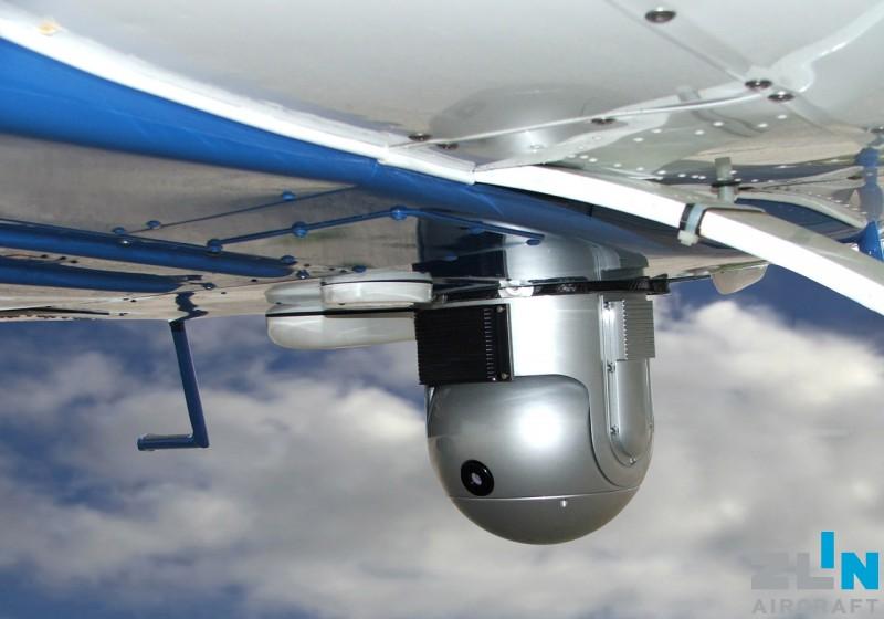 Monitoring Aircraft Zlin Z 143 Lsi Flir Zlin Aircraft